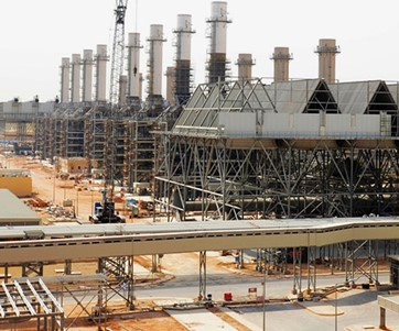 Hadeed New Natural Gas Metering Station